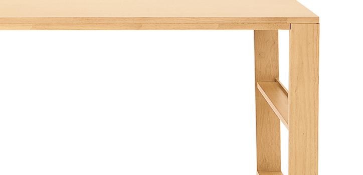 DT-06-140 ダイニングテーブル ナチュラル 詳細5