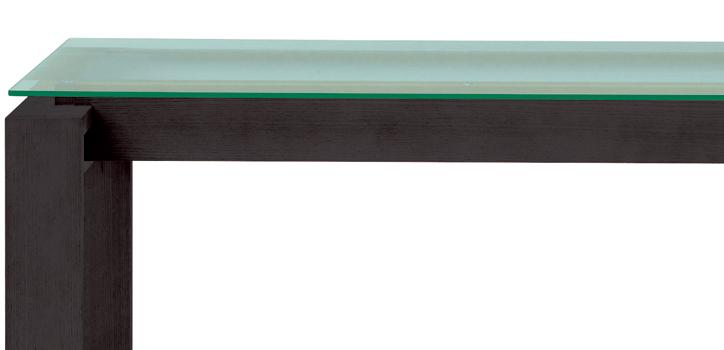 DT-18-150 ダイニングテーブル モカブラウン 詳細3