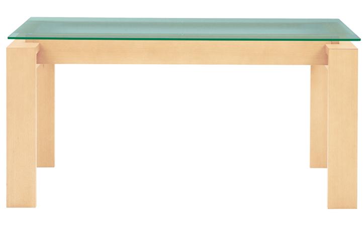 DT-18-150 ダイニングテーブル ナチュラル 詳細1