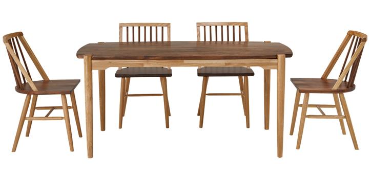 ダイニングテーブル DT-12-150 詳細4