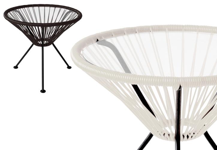 アカプルコサイドテーブル