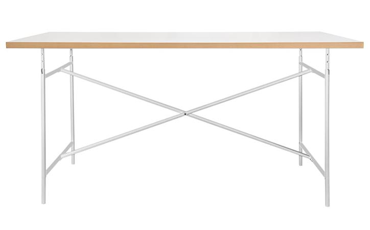 アイアーマンテーブル2 ホワイト 詳細1