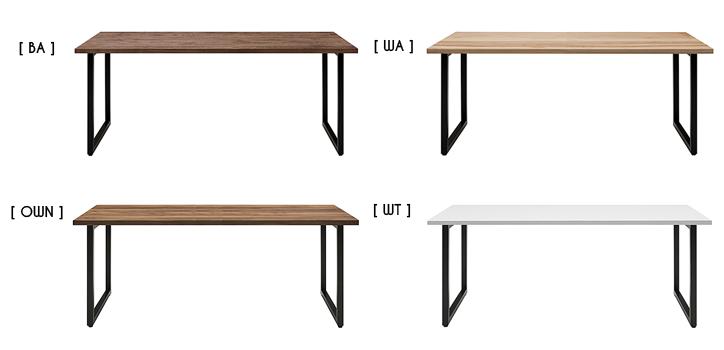 RMA-150 ダイニングテーブル 詳細6