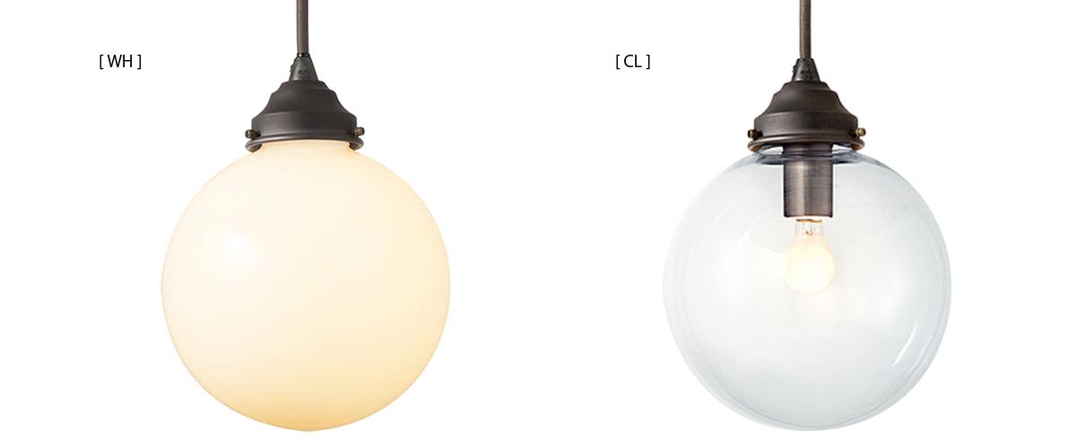 WH(ホワイト)、CL(クリアー)