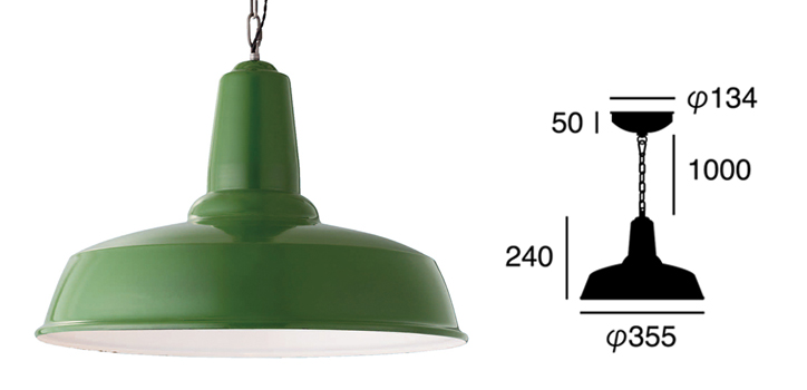 AW-0446 Classic enamel-pendant M 詳細2
