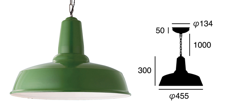 AW-0447 Classic enamel-pendant L 詳細2