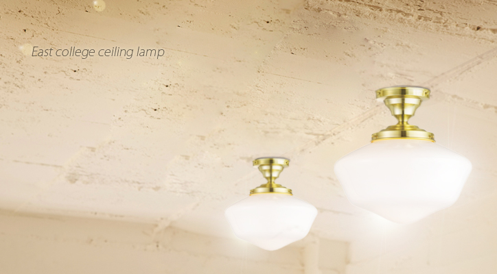AW-0453 East college ceiling lamp L 詳細2