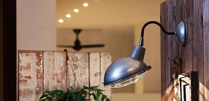 AW-0478 Jail wall lamp 詳細2