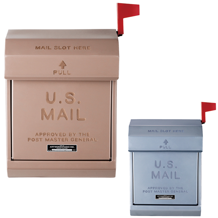 TK-2078 U.S Mail Box2 詳細1