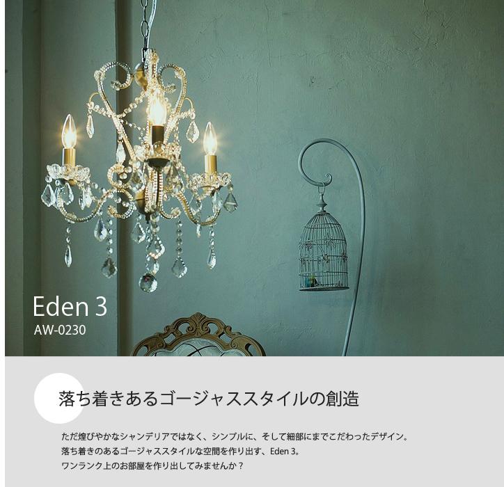 AW-0230 Eden3 詳細1
