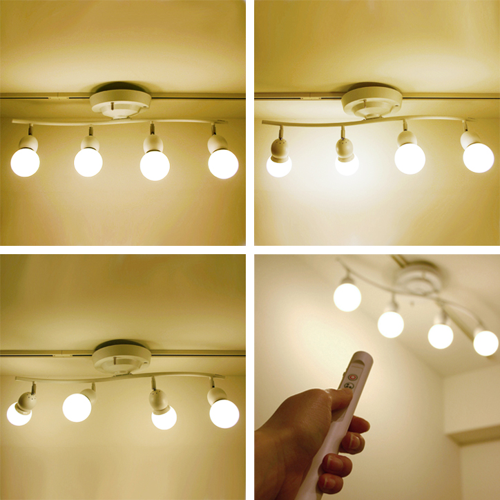 AW-0323V Annabell remote ceiling lamp 5