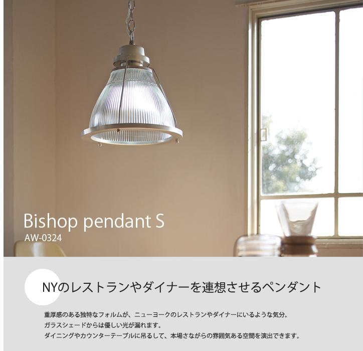 AW-0324 Bishop pendant S 1