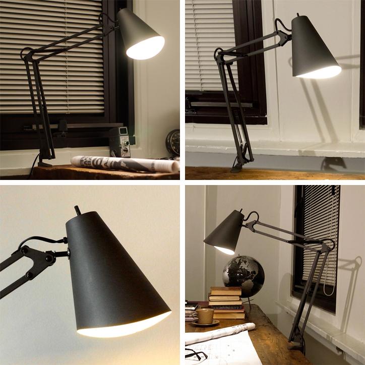 AW-0369 Snail desk arm light 4