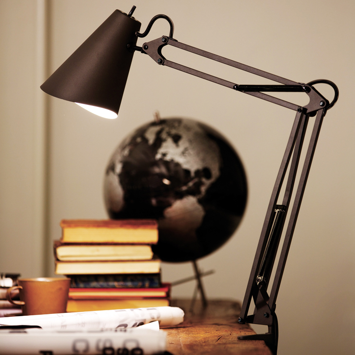 AW-0369 Snail desk arm light 7