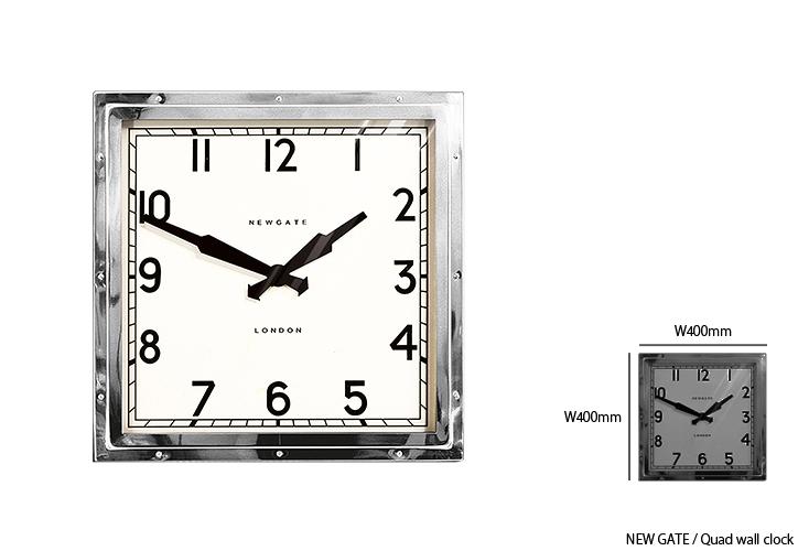 TR-4252 Quad wall clock (M) 6