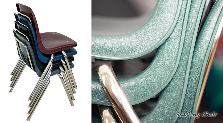 TR-4226 VIRCO 9000 Chair 詳細8