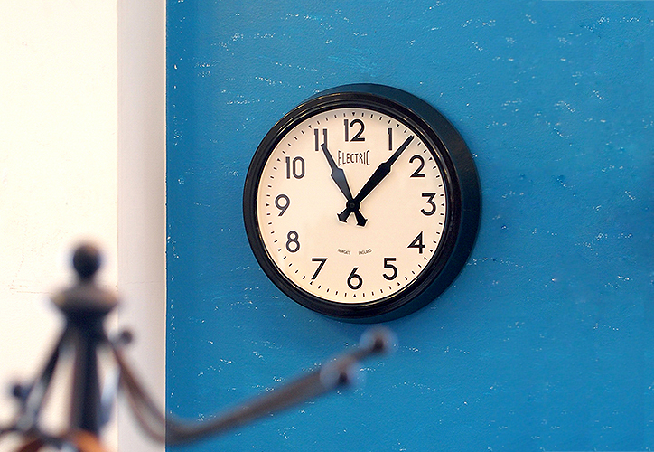 TR-4249 Electric wall clock (S) 4