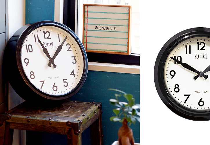 TR-4249 Electric wall clock (S) 5