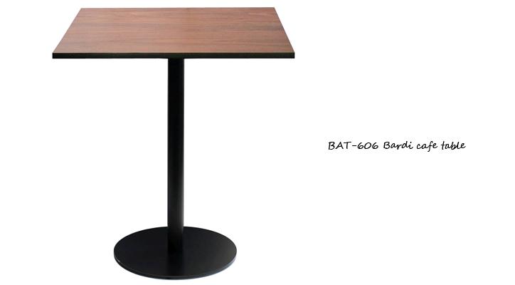 BAT-606 バルディカフェテーブル 詳細1
