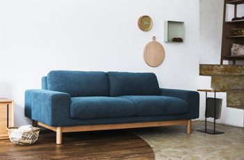 SVE-SF012 bulge sofa 2 seater