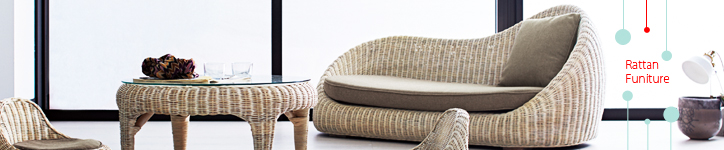 ラタン 籐家具