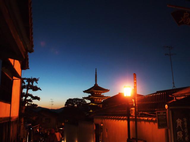 京都東山花灯路1