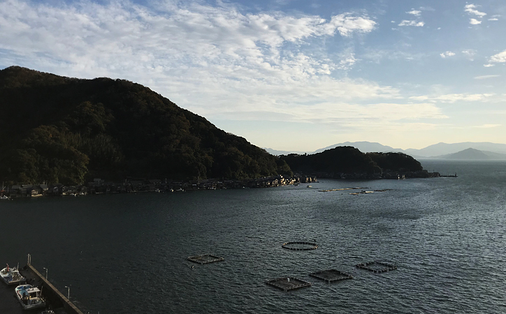 伊根の舟屋 画像1