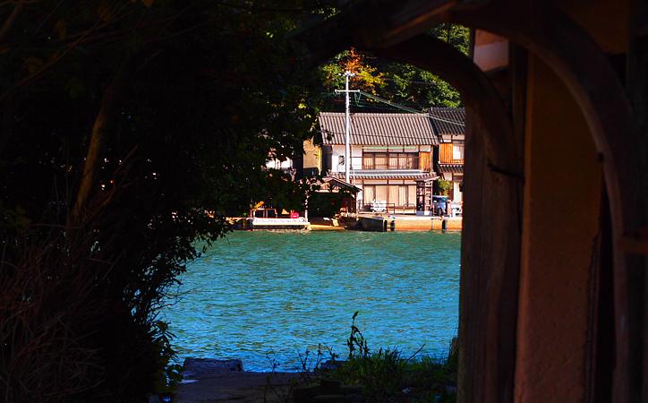 伊根の舟屋 画像4