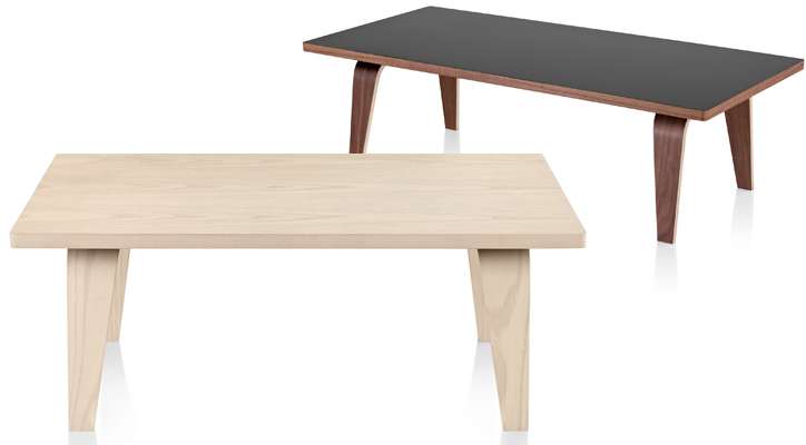 CTW1イームズフレクタンギュラーコーヒーテーブル 1