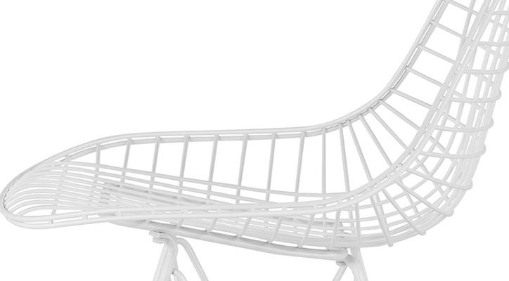 イームズワイヤーチェアDKR ホワイト 03