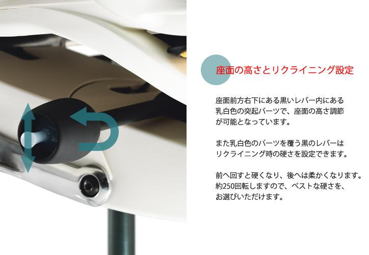 エンボディチェア  グラファイト グラファイト 9