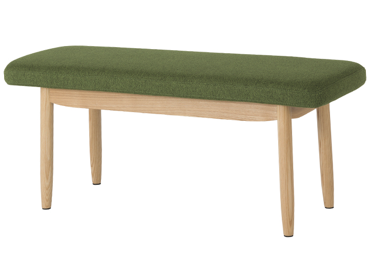 SVE-DB004 saucer dining bench 2