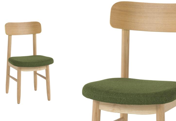 SVE-DC004 saucer dining chair 2