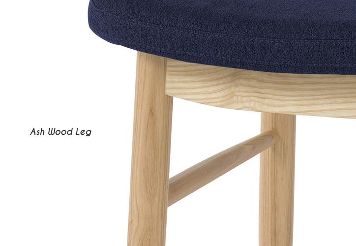SVE-DC004 saucer dining chair 4