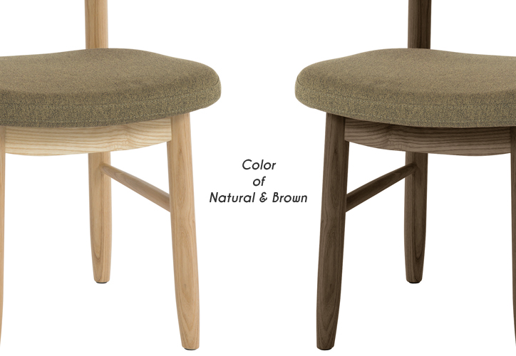 SVE-DC004 saucer dining chair 5