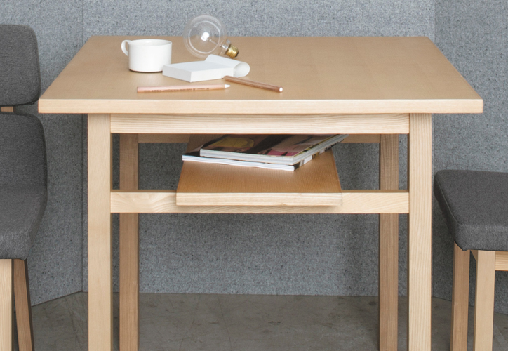 SVE-DT001 frame dining table 7