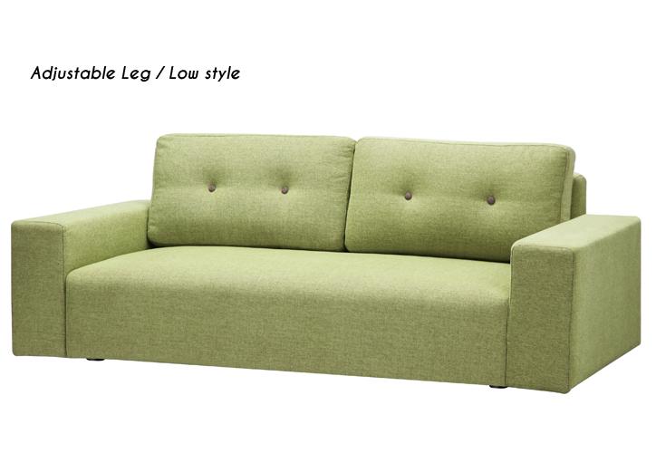SVE-SF001 button sofa 5