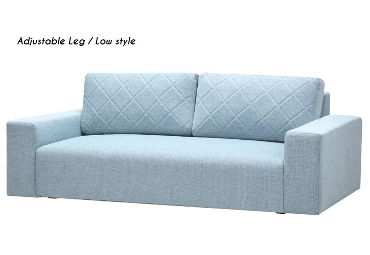 SVE-SF002 stitch sofa 5