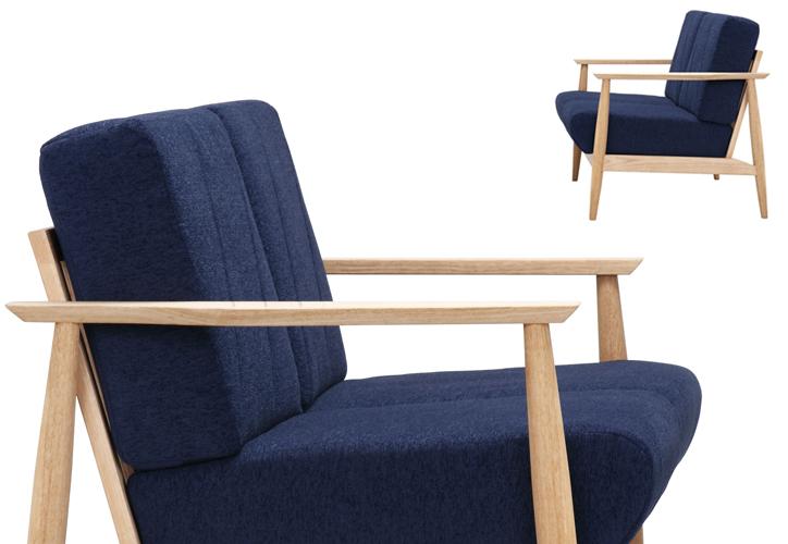 SVE-SF005 lull sofa 詳細8