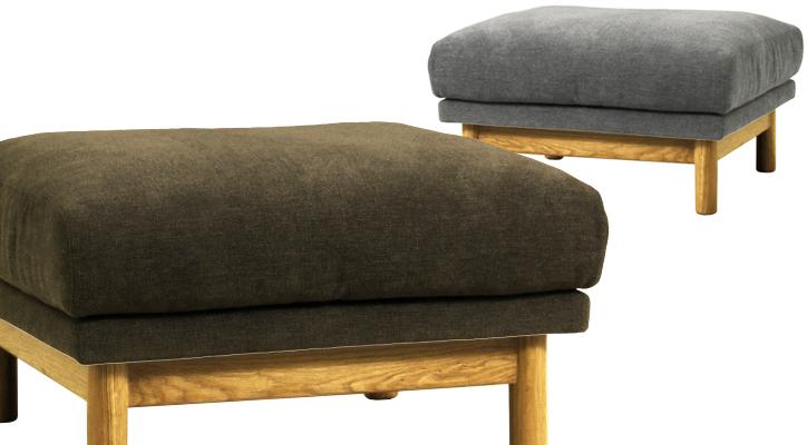 SVE-SF012O bulge sofa ottoman 詳細1