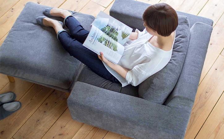 SVE-SF012O bulge sofa ottoman 詳細2