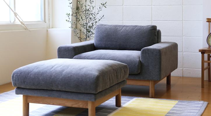 SVE-SF012O bulge sofa ottoman 詳細9