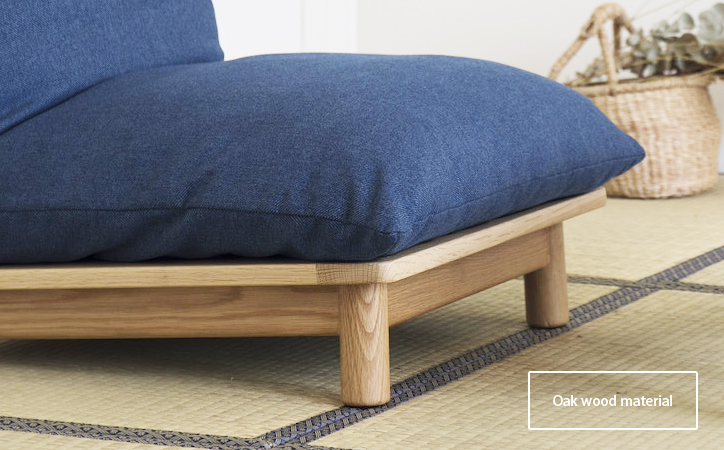 SVE-SF016S quilt sofa 1seater 詳細3