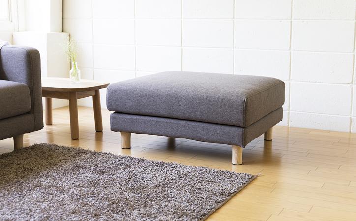 SVE-SF017O bend sofa ottoman 詳細1