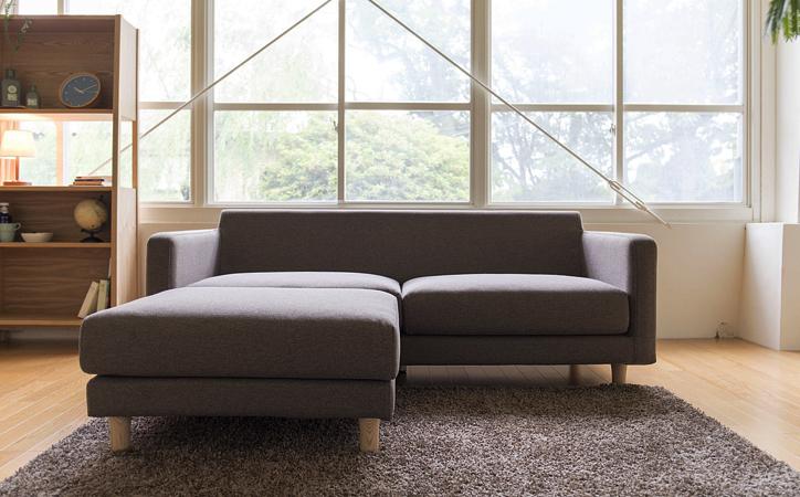 SVE-SF017O bend sofa ottoman 詳細5