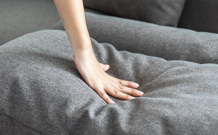 SVE-SF017O bend sofa ottoman 詳細6