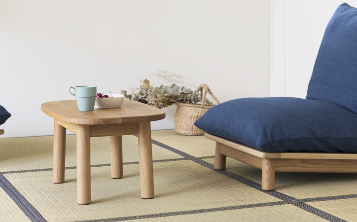 SVE-ST006 quilt side table 詳細2